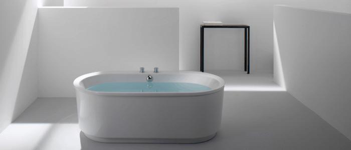 Las bañeras de Norman Foster