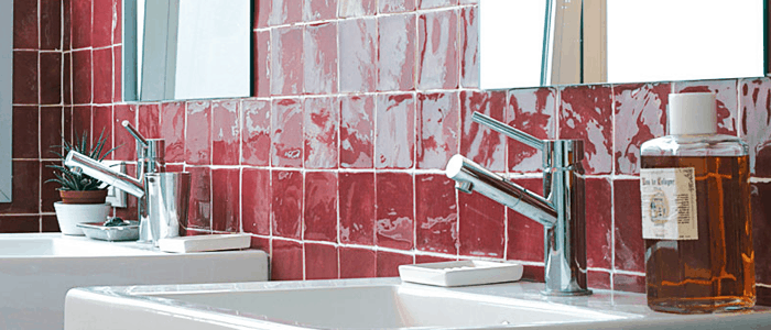 Azulejos para ba os modernos tipos e ideas banium - Banos sin azulejos ...