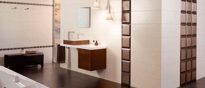 Juegos De Baño Sencillos:Tipología de azulejos para baños