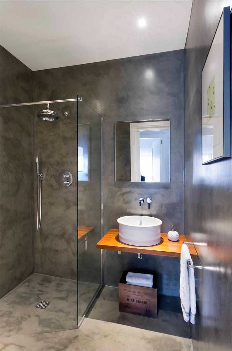 Baño Pequeno Moderno:Más de 50 ideas de diseños de baños modernos y pequeños – Banium