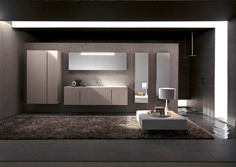 Baños Nuevos Modernos:Más de 50 ideas de diseños de baños modernos y pequeños – Banium
