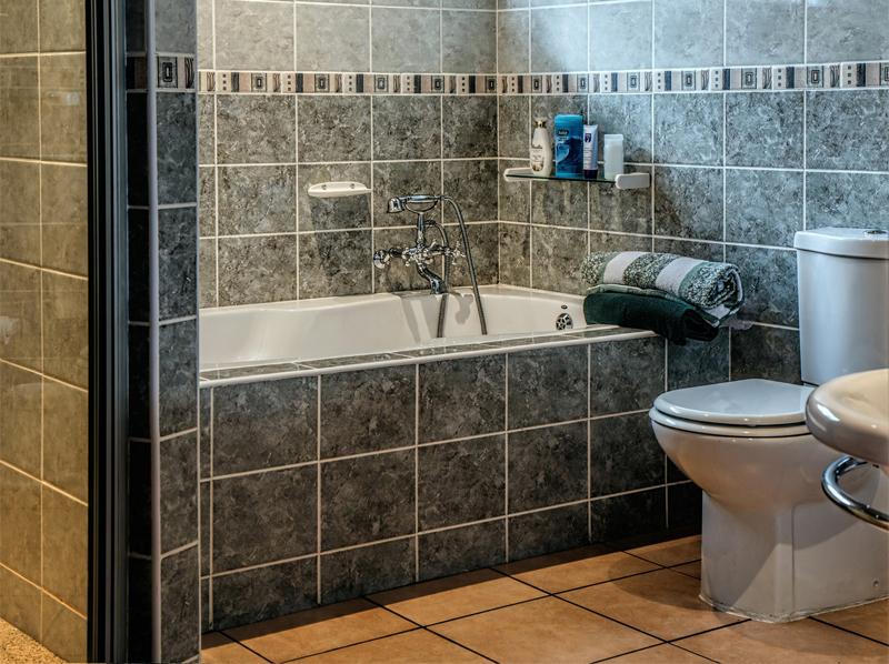 Reformar Baño Pequeno Fotos:Más de 50 ideas de diseños de baños modernos y pequeños