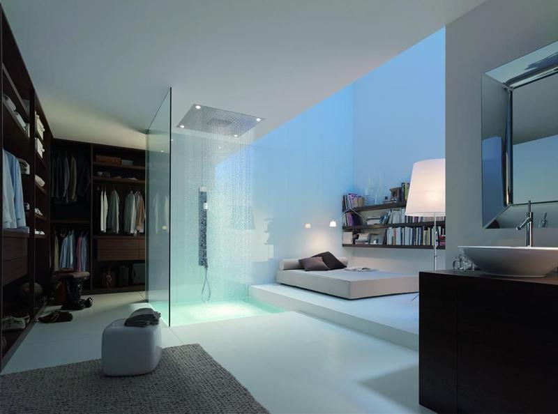 fuente banni cuarto de bao moderno with cuartos de bao con ducha de obra