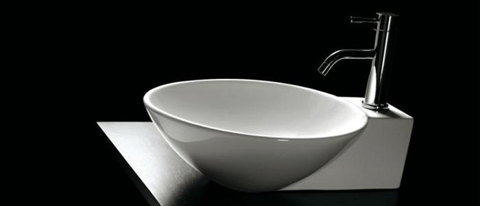 Tipos de lavabo banium for Lavabos de porcelana