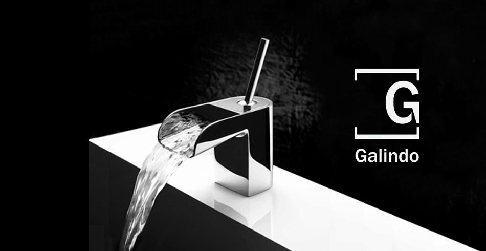 Grifos de diseño GALINDO para el cuarto de baño