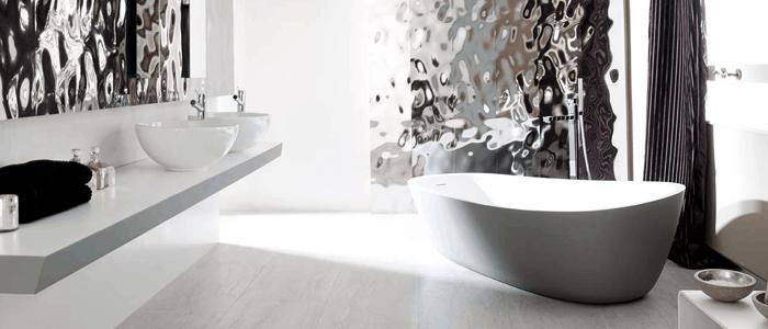 Azulejos Baño Modernos Porcelanosa:Cuánto cuesta reformar un baño? Azulejos – BañoP2P