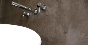 Microcemento para el cuarto de baño