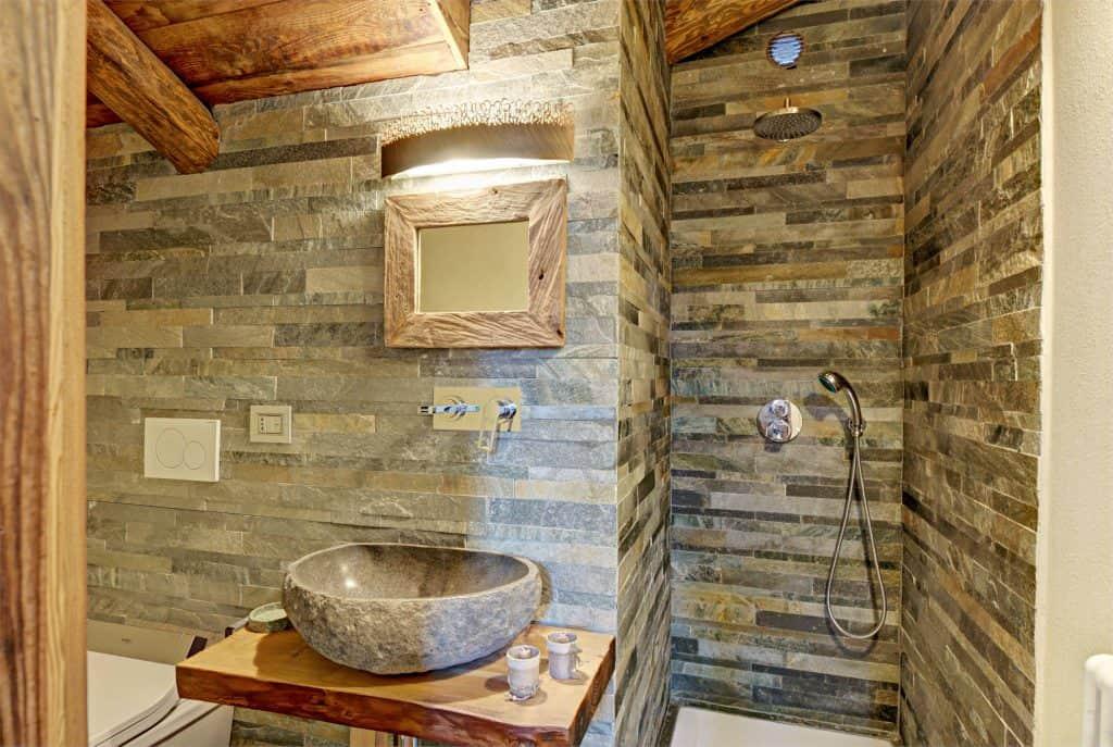 Aprovechar al máximo un cuarto de baño pequeño - Banium