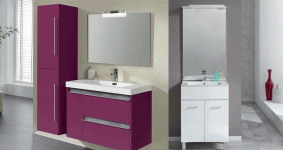 Muebles de baño modernos | Banium.com