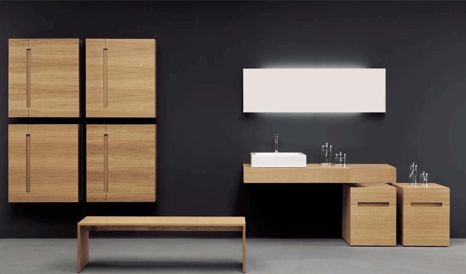 Muebles de baño modernos - Banium