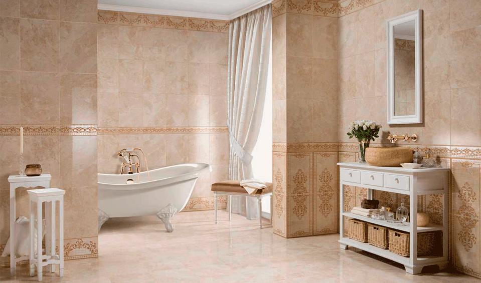 Decorar tu baño con estilo clásico - Banium