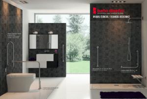 Ayudas tecnicas baño diseño