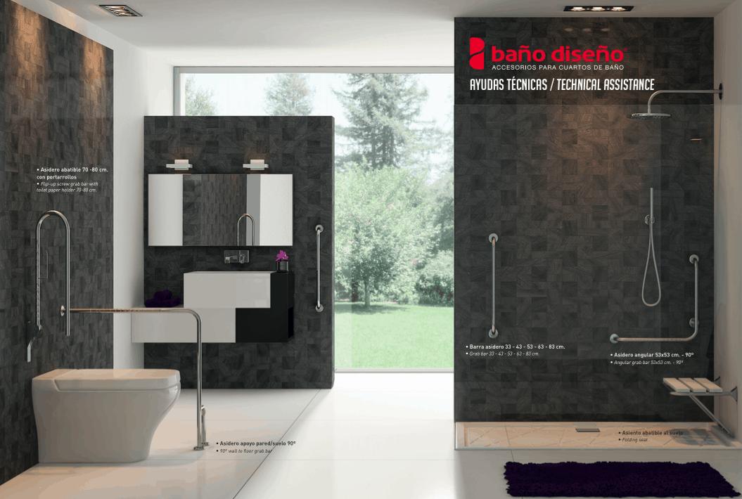 Cuarto De Baño Sinonimo: Baños modernos en color marrón colores ...