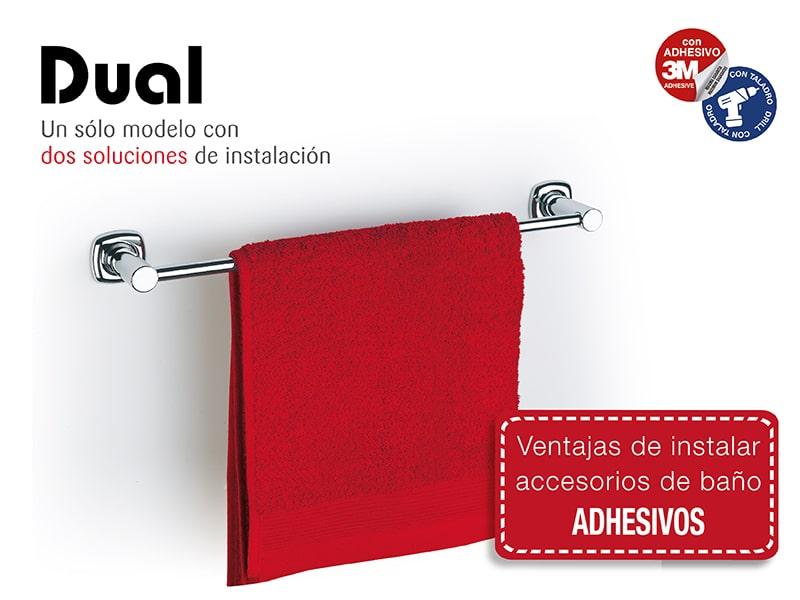 accesorios adhesivos para bao with adhesivos para mamparas de bao