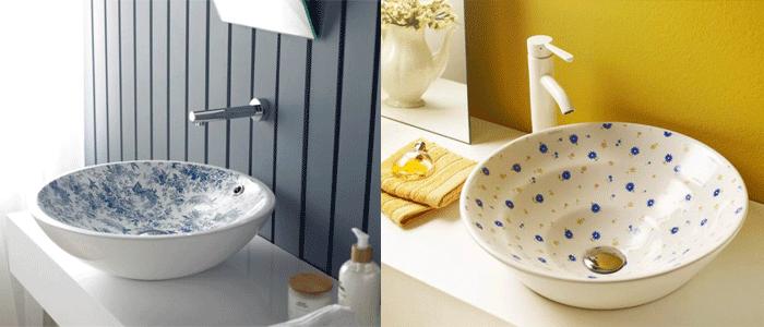 lavabos vintage para baos modernos