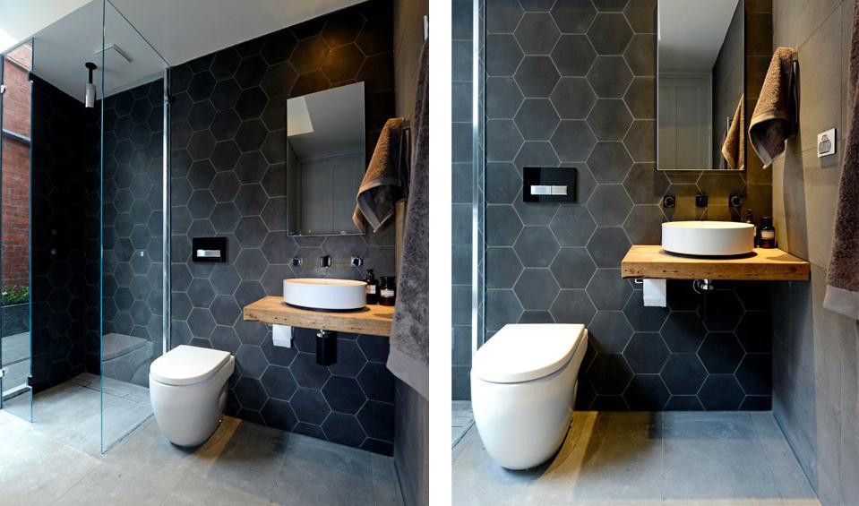 Baño Pequeno Moderno:Decoracion De Cuartos De Bano Pequeno Diseño De Lavamanos Para