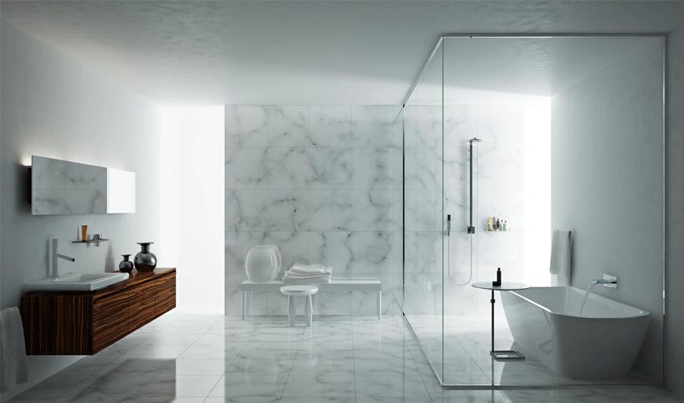 Los errores más comunes en el diseño del cuarto de baño - Banium