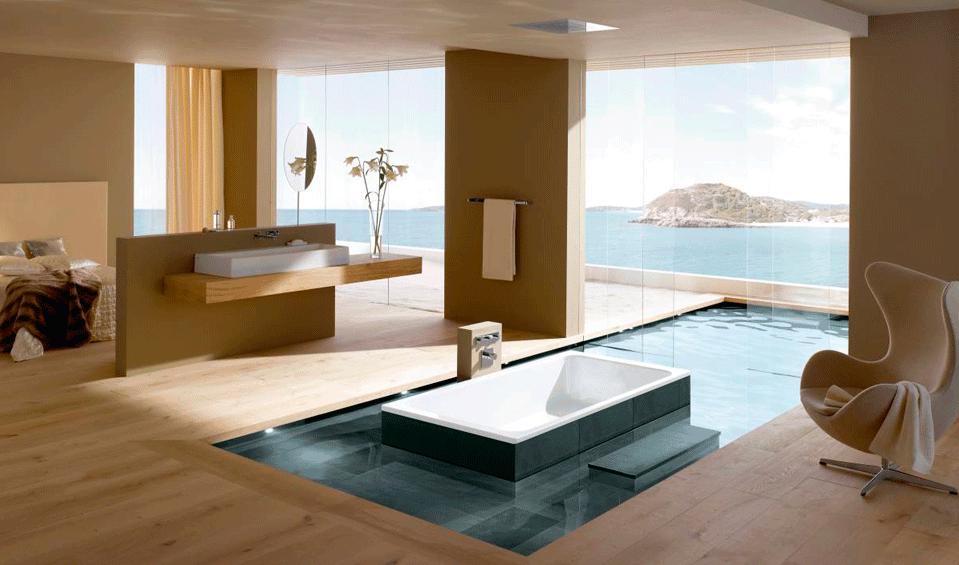 Baños de lujo - Banium