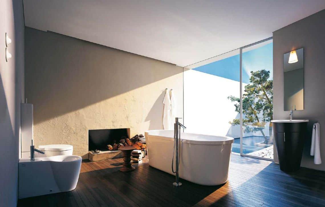 """Baños Modernos Tendencias: en """"10 Baños modernos que marcarán tendencia en 2015"""