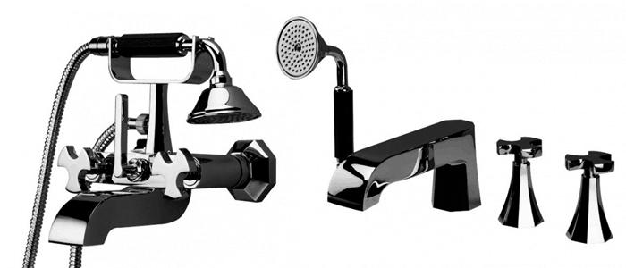Griferia Baño Vintage:Grifería retro para cuartos de baño – BañoP2P