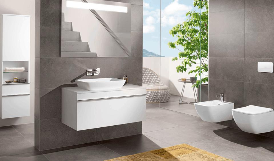 Nueva colección para cuartos de baño de Villeroy & Boch - Banium