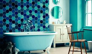 mosaico para cuarto de baño de gresite