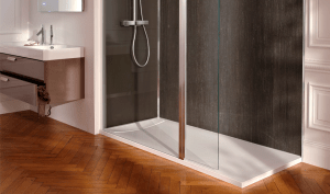 Plato de ducha de diseño
