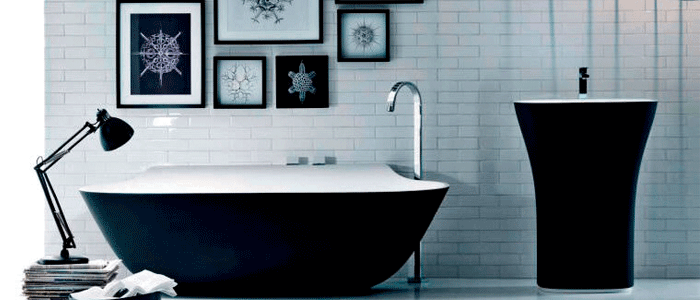 Baños minimalistas | Banium.com