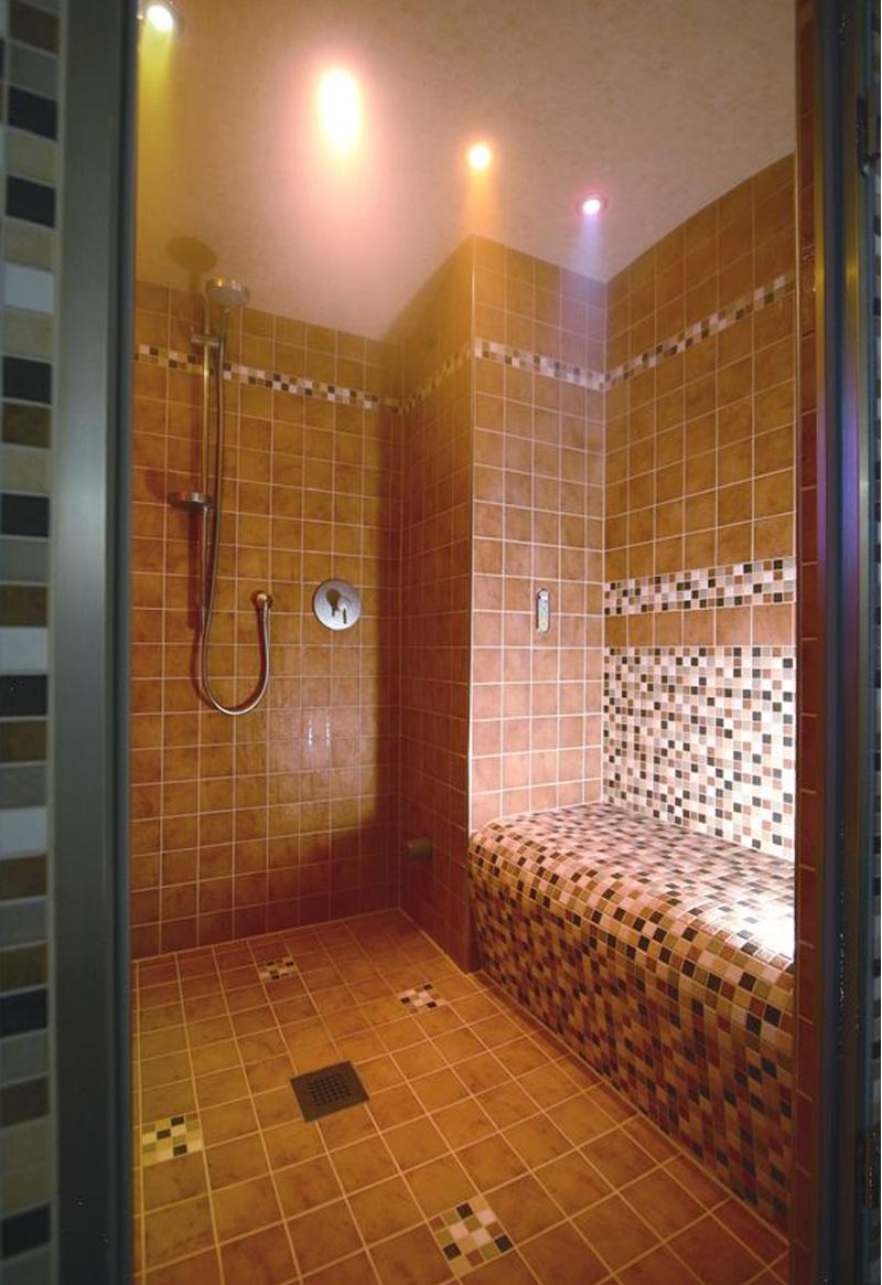 Puerta Baño Hacia Afuera:Cómo construir un baño turco en casa – Banium