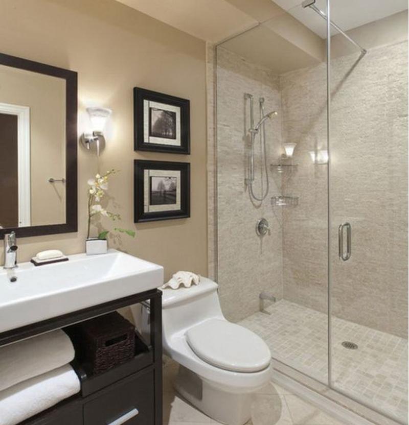 7 ideas para la decoración de baños pequeños | Banium.com