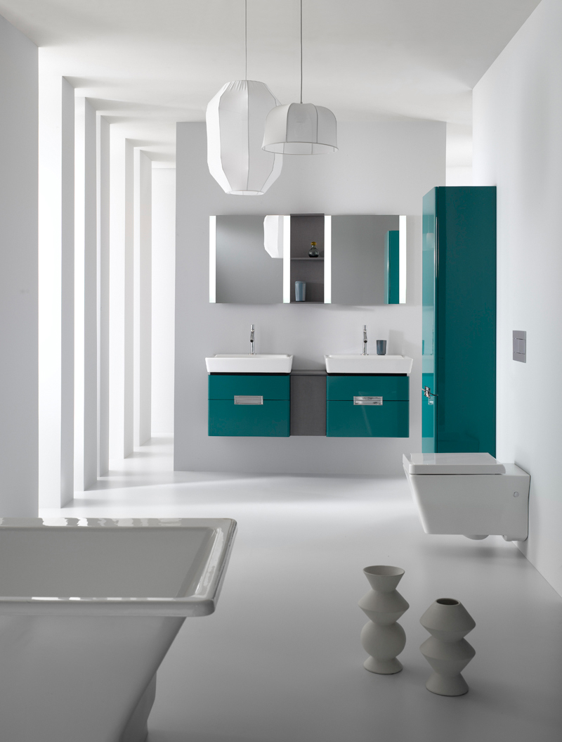 Decoracion De Baño Minimalista:Fotos de ideas para la decoración de baños