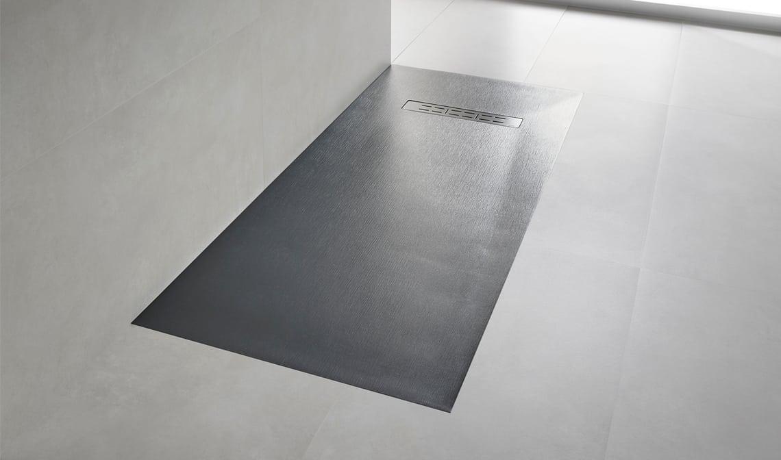 Atom la innovaci n de los platos de ducha banium - Platos de ducha de obra ...