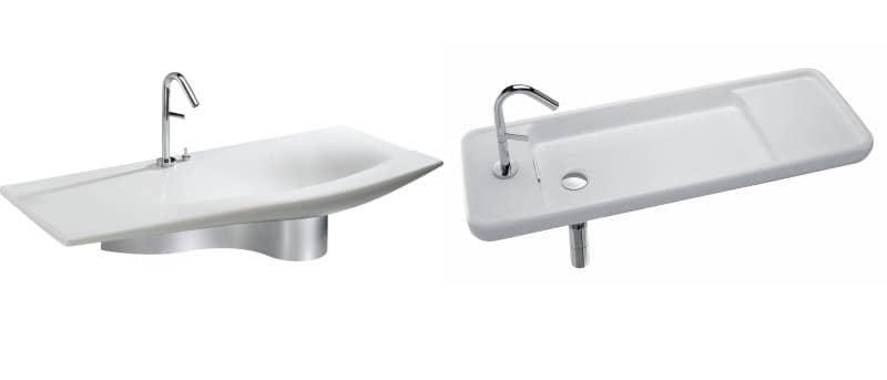 Dise�os de lavabos planos de Jacob Delafon
