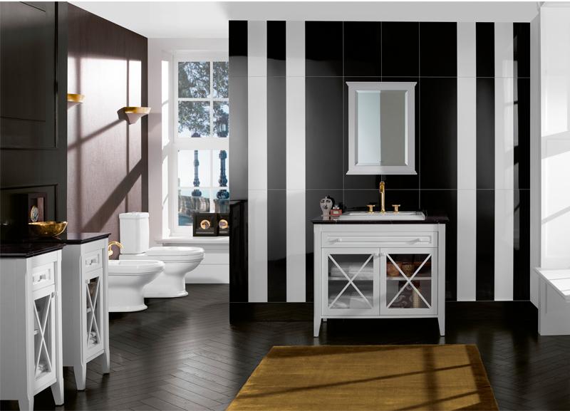 Tendencias internacionales en decoración de cuartos de baño | Banium.com