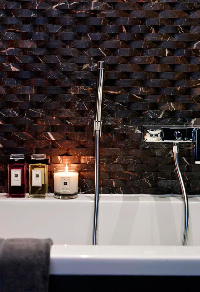 Decoración con mosaicos para baños originales | Banium.com