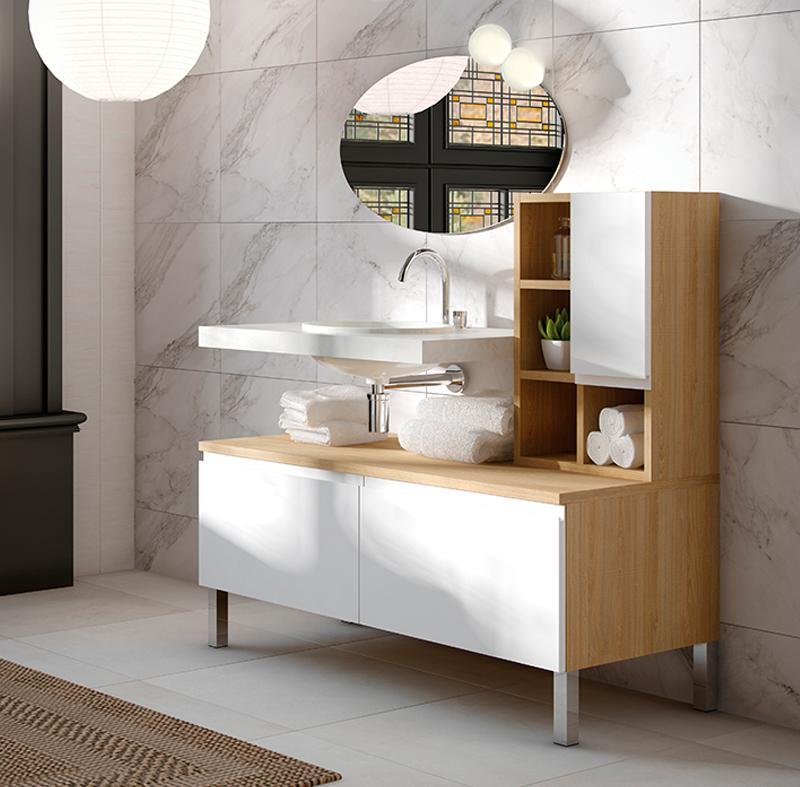 Tendencias en baños 2017 | Banium.com