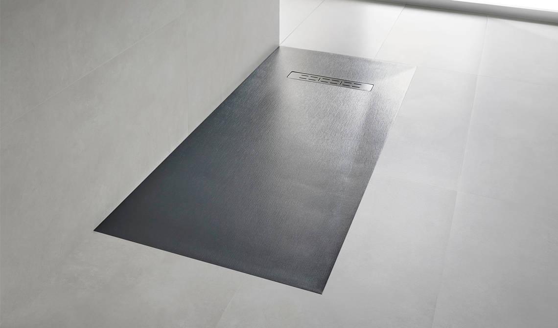 ventajas de los platos de ducha de carga mineral banium