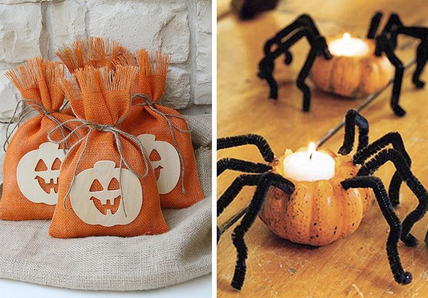 Ideas para decorar tu baño en Halloween