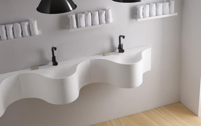 lavabo monty solid surface bathco