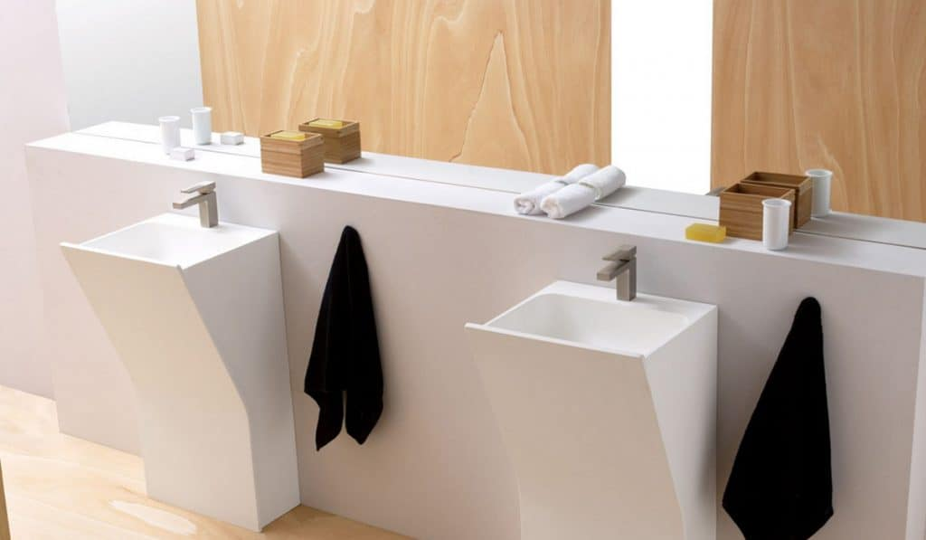 Lavabos modernos para cuartos de baño | Banium.com