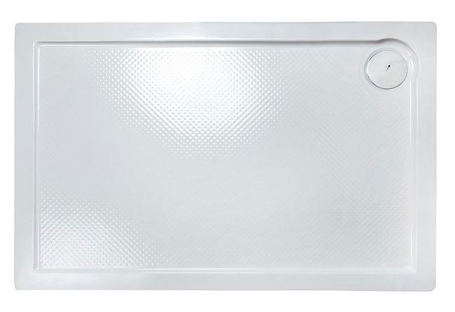 Platos de ducha antideslizantes materiales for Plato ducha acrilico