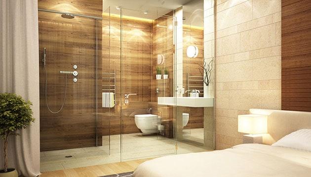 duchas y platos de ducha de obra - Duchas De Obra