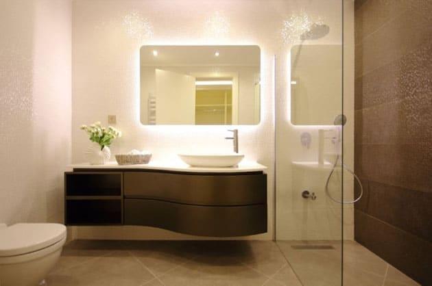 duchas y platos de ducha de obra