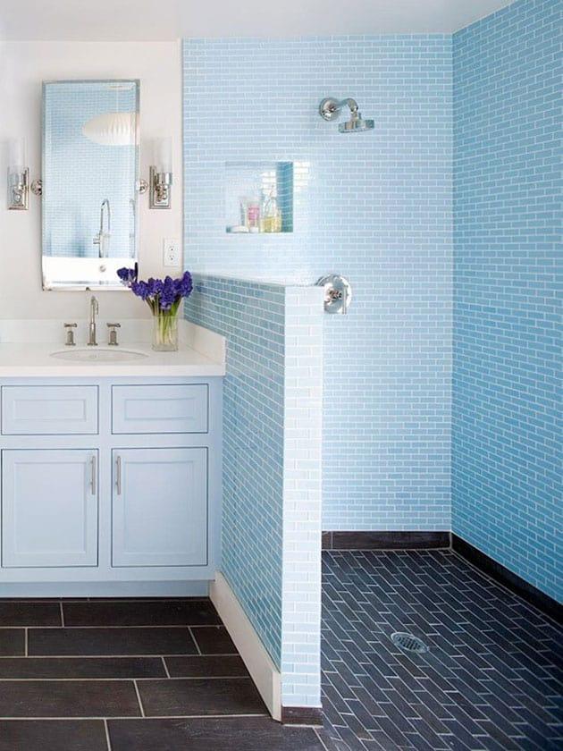 duchas y platos de ducha de obra - Ducha De Obra
