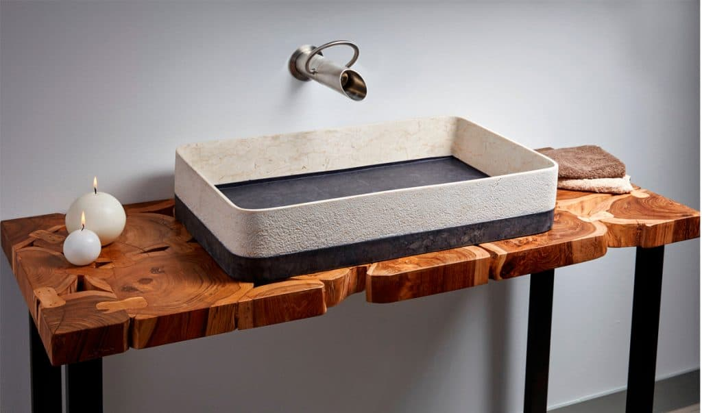 lavabo mauritius beige