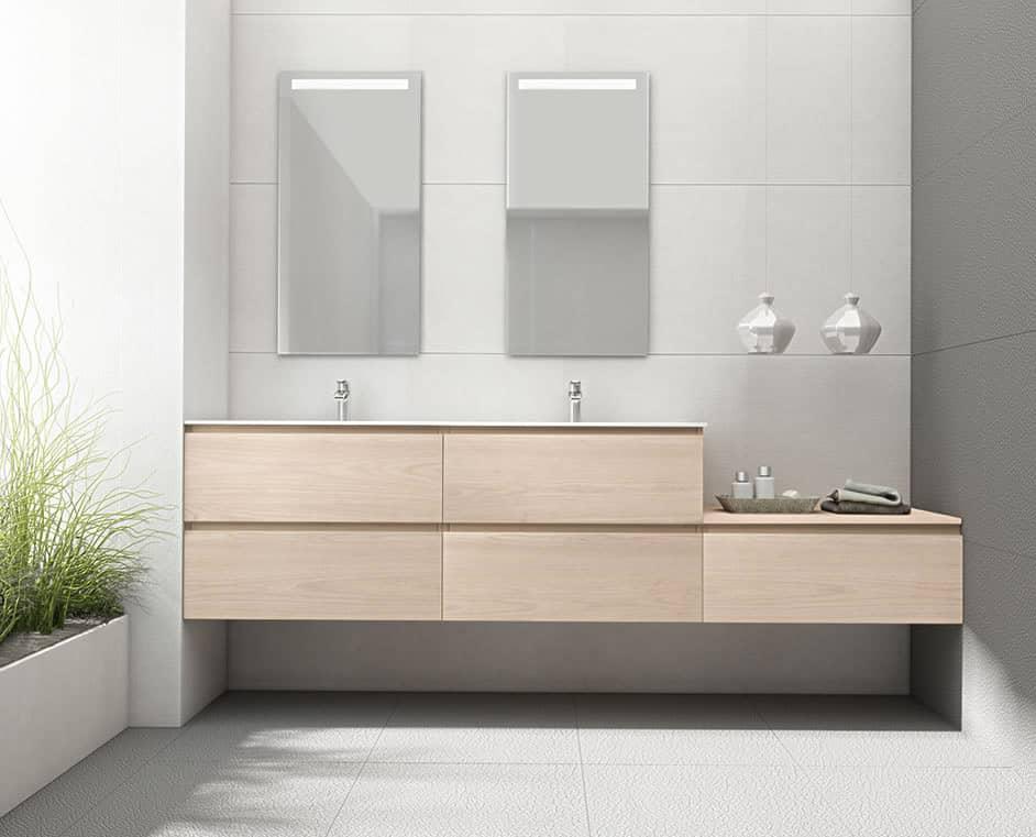 Muebles de ba o estilo y dise o banium for Disenos de muebles para banos