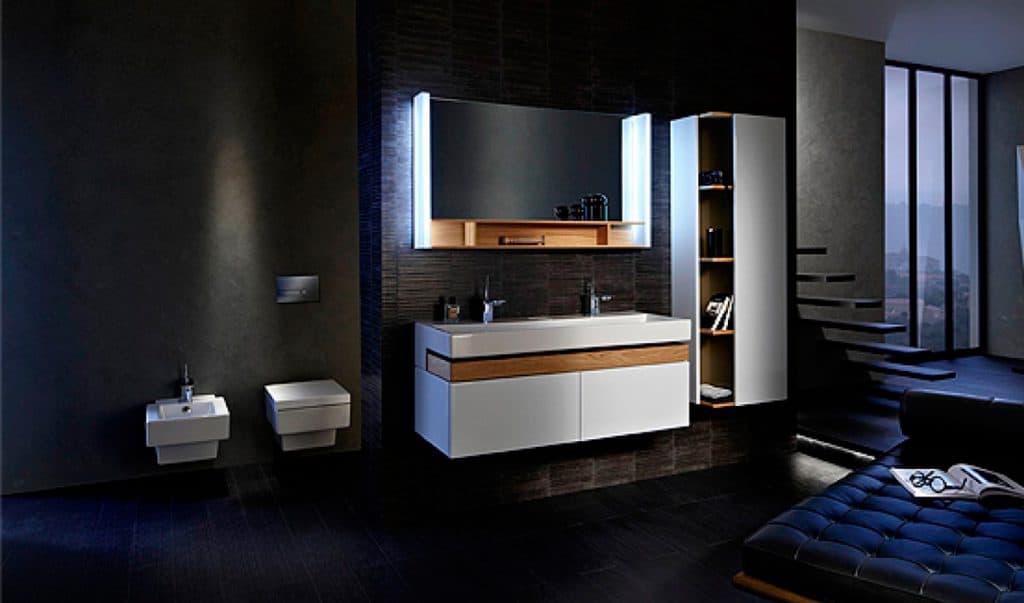 Selección de muebles suspendidos para el cuarto de baño   Banium.com