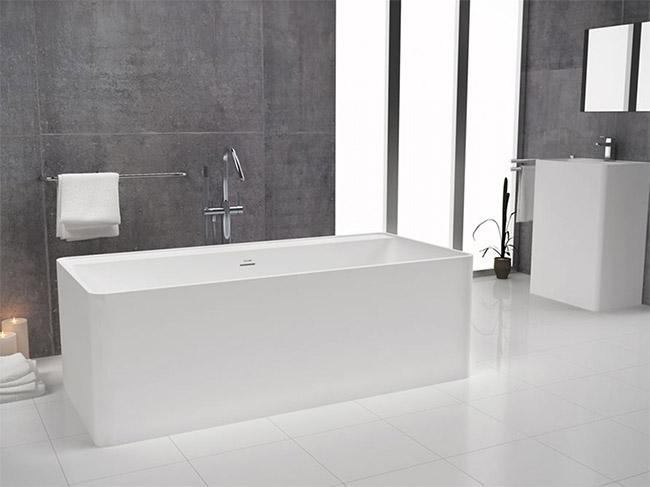 Bañeras exentas. Diseño en el cuarto de baño   Banium.com