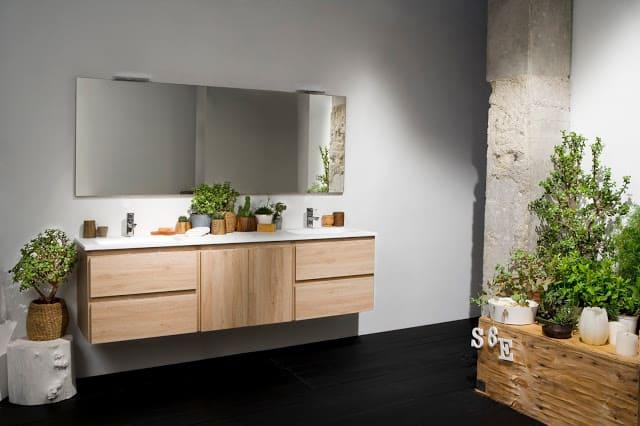 El mueble de ba o estilo n rdico perfecto banium - Mueble estilo nordico ...
