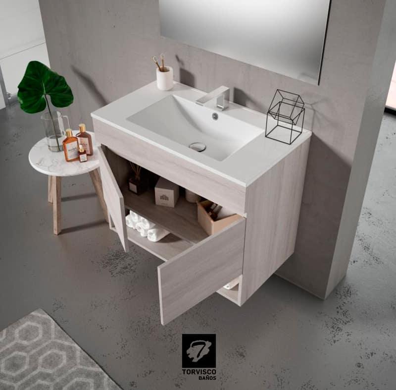 Mueble de ba o sin cajones el modelo sete de torvisco - Torvisco group ...
